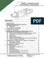 1.- Rock drill HLX5 Maintenance ES.pdf