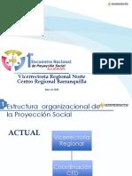 Presentacion - I Encuentro de Proyección Social.ppt