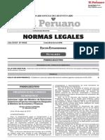 Diario Oficial de EL PERUANO