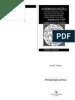 Antropología política