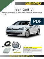 Vw Golf Mk6 - Rvc Highline Ang