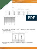 Taller Evaluativo Medidas de Tendencia Central, De Posición y Dispersión Final