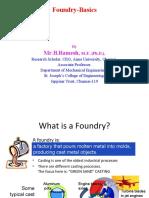 Foundry Basics