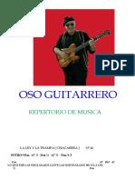 Cancionero Del Oso Guitarrero