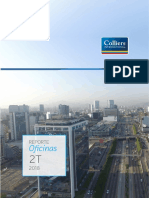 TKR Oficinas 2T 2018 Colliers Nivel Lima