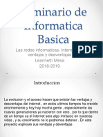 Seminario de Informatica Basica