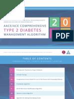 AACE 2019 Diabetes algoritmo