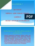 Presentation Pengajaran