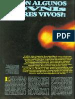 ¿Son algunos ovnis Seres Vivos.pdf