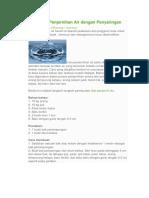 Teknologi Penjernihan Air dengan Penyaringan.docx