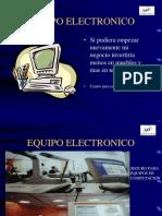 Equipo Electronico FINAL Herman Gomez