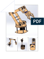 Proyecto Brazo Robotico