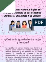 IGUALDAD ENTRE VARON Y MUJER EN EL GOZE 1 anel .v.pptx