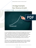 21 Revenue Strategy Examples to Kickstart Your Revenue Growth