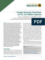 diversidad hongos