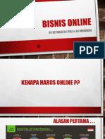 Usaha Online