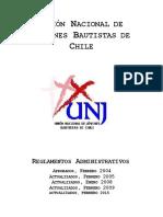 Reglamentos UNJ Actualizados FEBRERO 2015