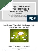 tuberkulosis Di Indonesia 2030