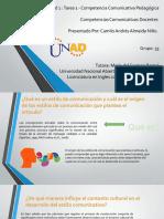 Revista Digital Sobre Estilos de Comunicacion y Su Presencia en El Aula