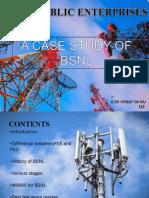MEFA/ BSNL case study