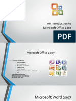 Pengenalan Microsoft Office