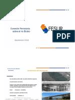 Conexión Ferroviaria Sobre El Río BioBío (FESUR)