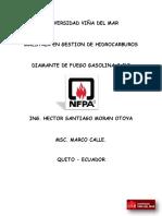 Triangulo Fuego Gasolina & Glp