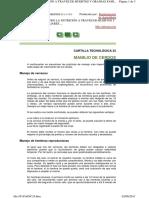 CARTILLA TECNOLÓGICA FAO 23