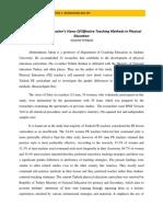 1_journal critique on effect of local Dances on PE teacher's attitude towards folkdance course.docx
