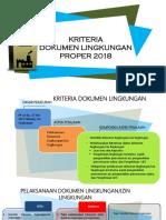 Kriteria Proper Dokling 2018
