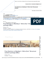 Gmail - Fwd_ FW_ Invitation for a Free Seminar on Bentley¹s ³All-In-One² Structural solution package (SEL) _ Mumbai