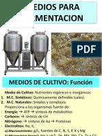 MEDIOS DE FERMENTADORES BIOLÓGICOS