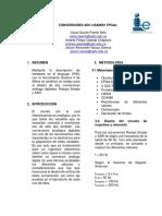 Diseño y síntesis de ADCs Rampa Simple y SAR