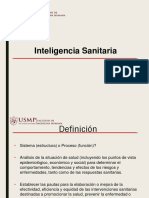 inteligencia sanitaria