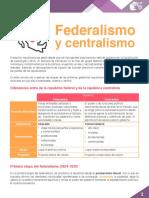 M09 S2 Federalismo y Centralismo PDF