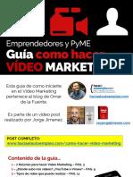 PDF Guia Como Hacer Video Marketing.pdf