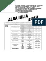 Alba Iulia2019