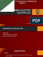 BEC Unidad de bombeo electrocentrifugo