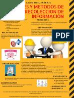 Fuentes y Métodos de Recolección de Información