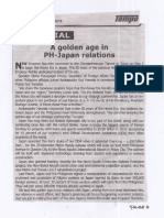 Tempo, May 21, 2019, A golden age in PH- Japan relations.pdf