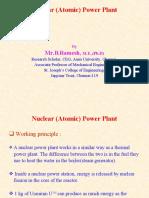 Nuclear Power Plant