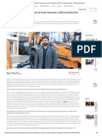 Case Market Share Compaction Equipment