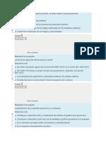 Evaluación de la ISO 45001