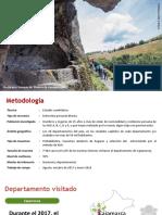 Perfil Turista Interno Visita Cajamarca2017-2018