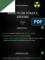 NEPAR - S10B2 - Angio TC de Tórax e Abdome