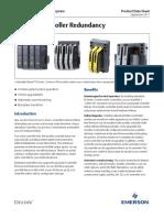 Product Data Sheet Deltav Controller Redundancy en 57664