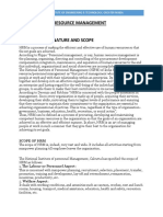 Dm 203 Human Resource Management