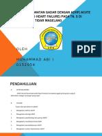 ASUHAN KEPERAWATAN GADAR DENGAN ADHF( Acute Decompensated.pptx