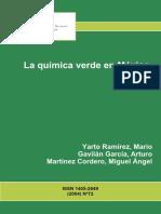 La Química Verde en México