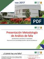 Metodología Análsis de Falla